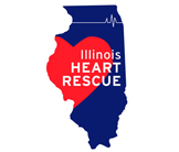 IL Heart Rescue logo
